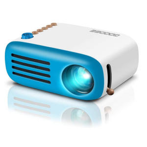 GooDee Mini Portable Projector