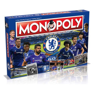 Chelsea FC Monopoly Board Game