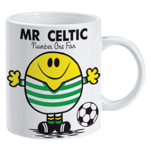 Celtic Mug - Football Fan Gift