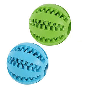 Nontoxic Bite Resistant Ball 2 Pack
