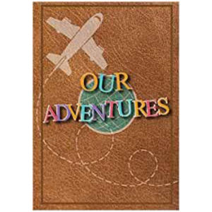 Our Adventures:A Couple's Bucket List Journal