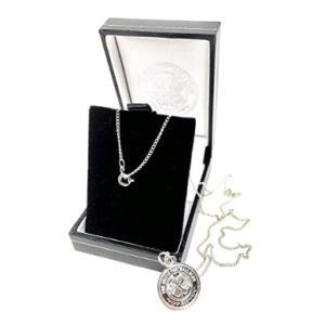 Celtic FC Silver Pendant Chain