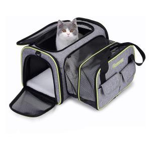 Expandable Cat Travel Bag