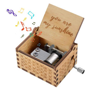 Portable Music Mechanism Toy