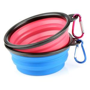 Cat Portable Water Bowl