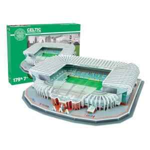 3D Celtic Park Stadium Puzzle