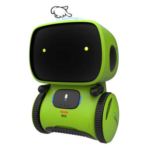 Interactive Intelligent Robot Toy