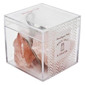 Rock Salt and Mini Grater Box