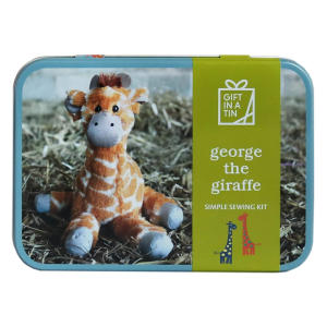 George Giraffe Simple Sewing Kit