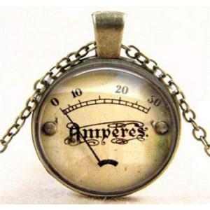 Speedometer Pendant