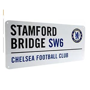 Chelsea Street Sign - (40cm X 18cm)