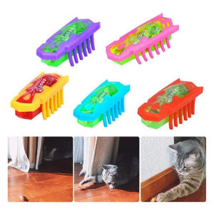 Electric Cat Teaser Bug Toy