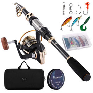 Magreel Telescopic Fishing Rod