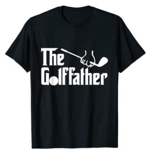 The Golffather T Shirt