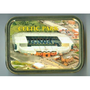 Celtic Stadium Tobacco Tin