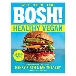 Healthy Vegan Cookbook