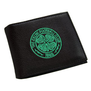 Celtic Embroidered Crest Wallet
