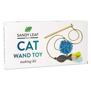 Cat Wand Toy Making Kit