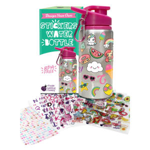 Decorate & Personalize Water Bottle
