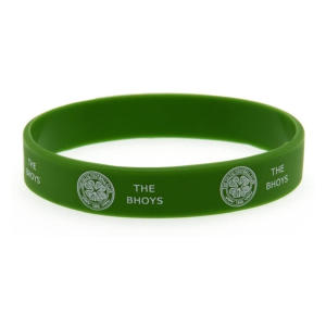 Celtic FC Green Wristband