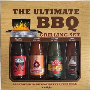 Ultimate BBQ Grilling Sauce Set