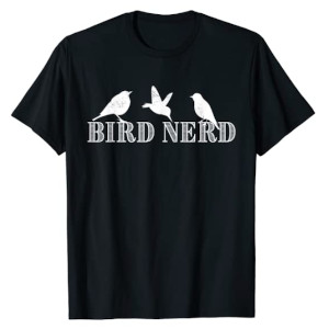 Birder and Ornithology Lover T-Shirt