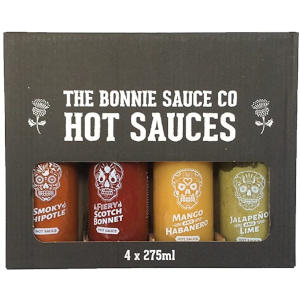 Bonnie Sauce Co Selection Box
