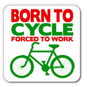 Born to Cycle Coaster