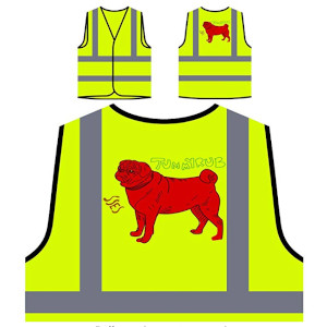 Bulldog Safety Jacket Vest Waistcoat