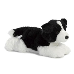 Border Collie Soft Toy