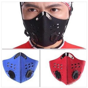 Cycling Face Mask with Filter