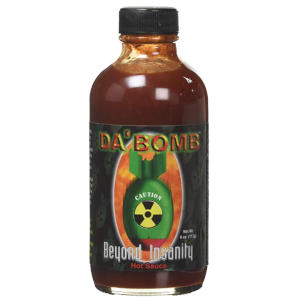 Americanspice Da Bomb Beyond Insanity Hot Sauce