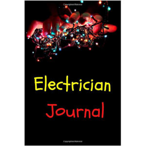 Electrician Journal:Writing Notebook