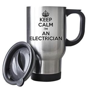 I'm an Electrician Travel Mug