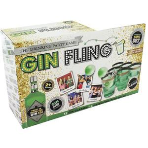 Gin Fling Drinking Game