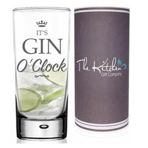 Gin & Tonic Highball Glass