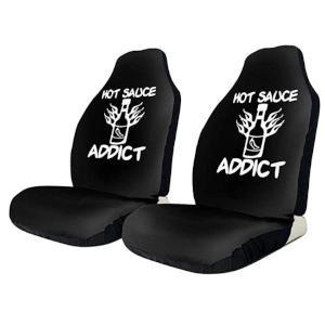 Hot Sauce Addict Car Seat Protectors