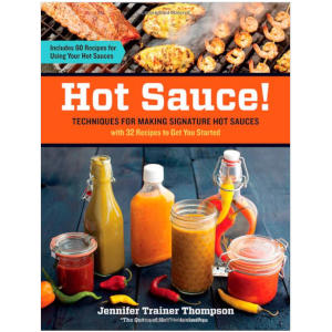 Hot Sauce - Jennifer Thompson
