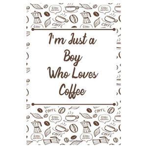 Coffee Lovers Writing Journal