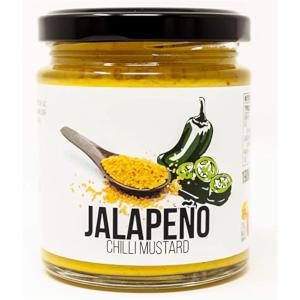 Jalapeno Chilli Mustard