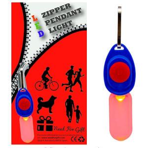LED Zipper Pendant