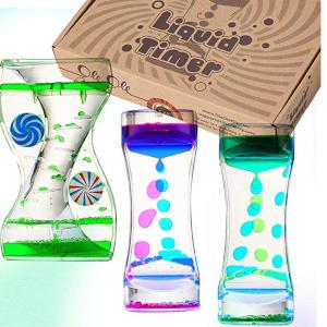 Obeda 3 Pack Liquid Motion Timer