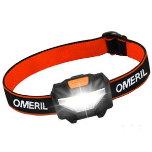 OMERIL LED Head Torch