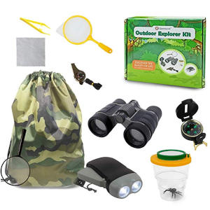 Outdoor Explorer Kit Gifts Toys