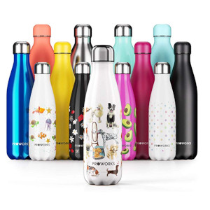 Stainless Steel Water Bottle, Inslated