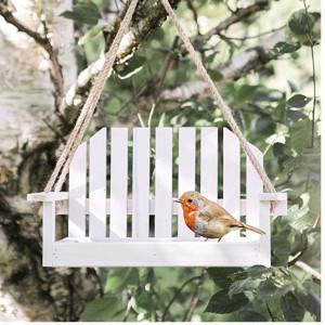 Shabby Chic Bird Feeder