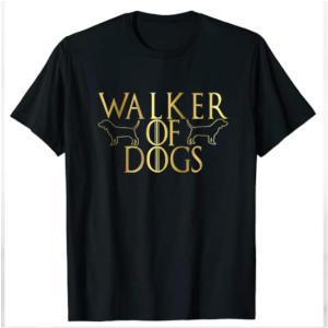 Walker of Dogs T Shirt