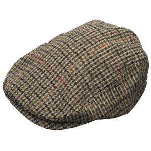 Country Wool Flat Cap