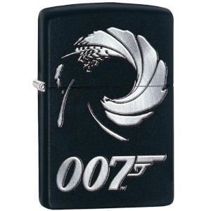 James Bond Zippo Lighter