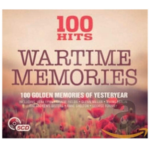 100 Hits - Wartime Memories CD